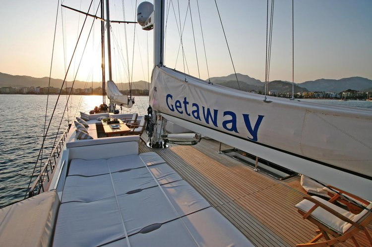 Boat for rent Custom 104.98 feet in Gocek, Turkey