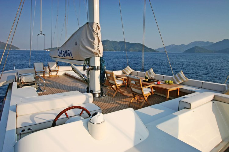 Boat rental in Gocek,