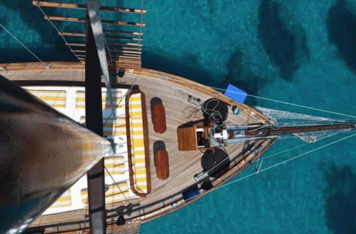 Custom's 104.98 feet in Split