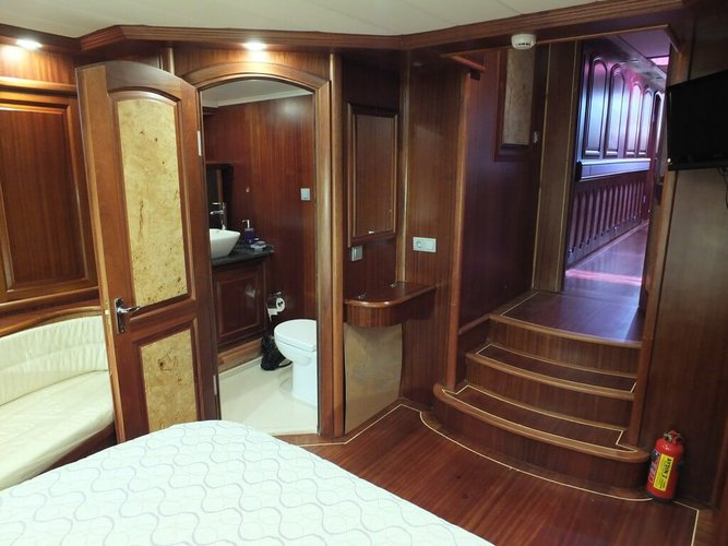 Boat for rent Custom 111.55 feet in Marmaris,