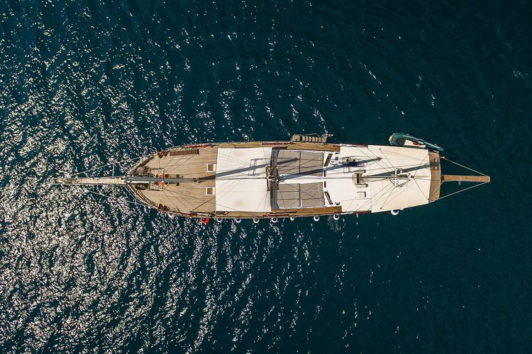Boat for rent Custom 111.54 feet in Split, Croatia