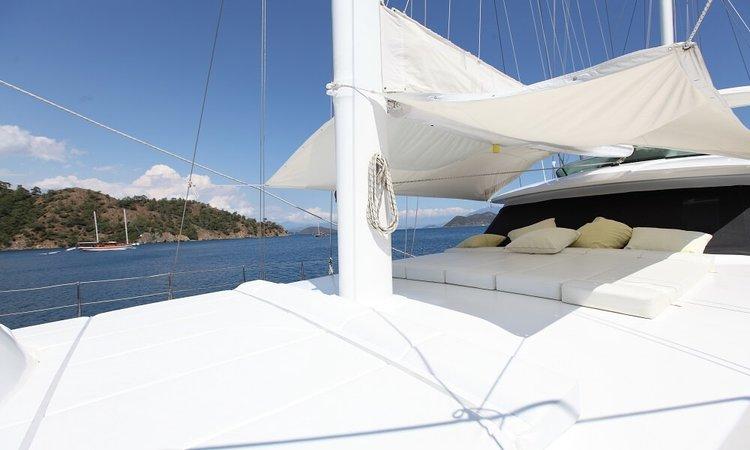 Boat for rent Custom 114.82 feet in Gocek, Turkey