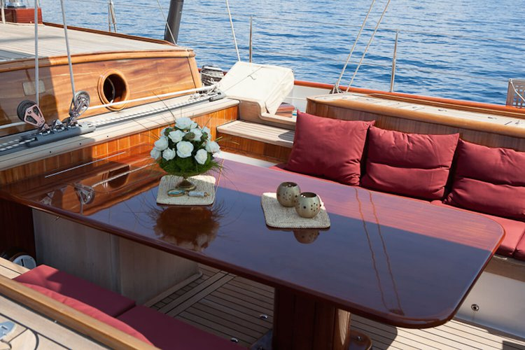 Boat for rent Custom 114.82 feet in Split, Croatia