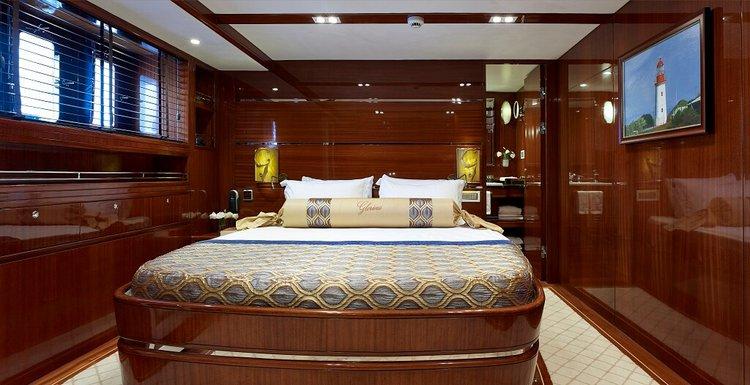 Boat for rent Custom 118.11 feet in Bodrum, Turkey
