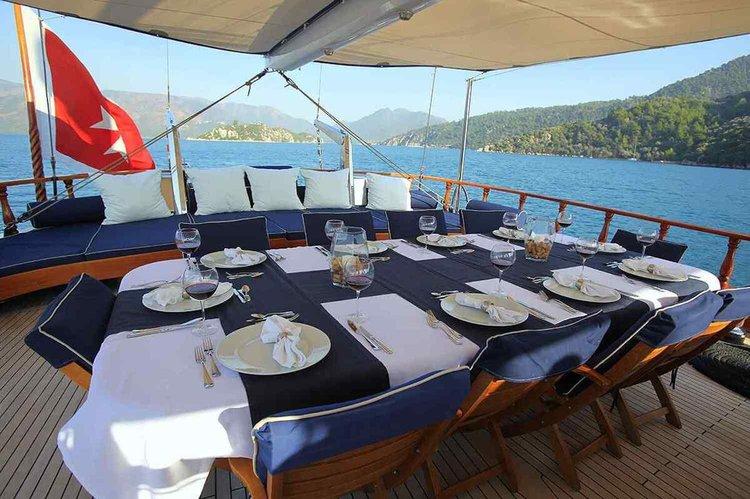 Boat for rent Custom 118.11 feet in Split, Croatia