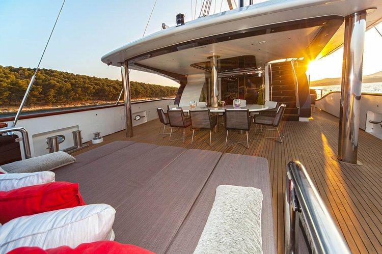 Boat for rent Custom 121.39 feet in Split,