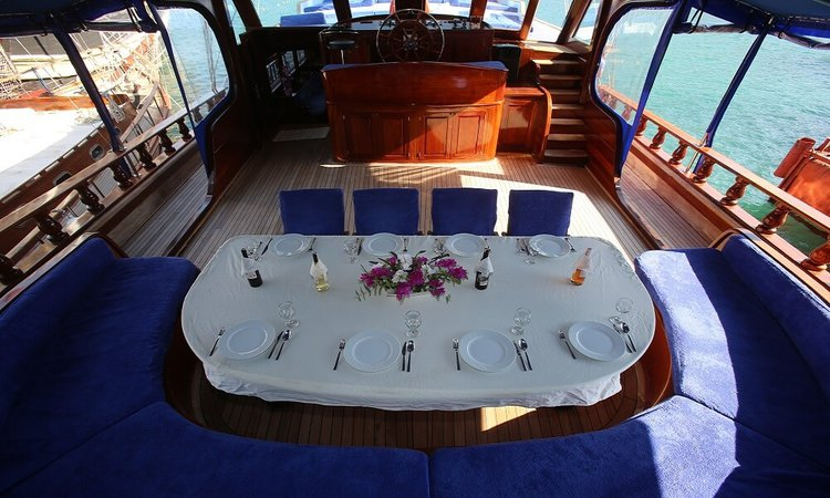 Boat for rent Custom 131.23 feet in Fethiye, Turkey
