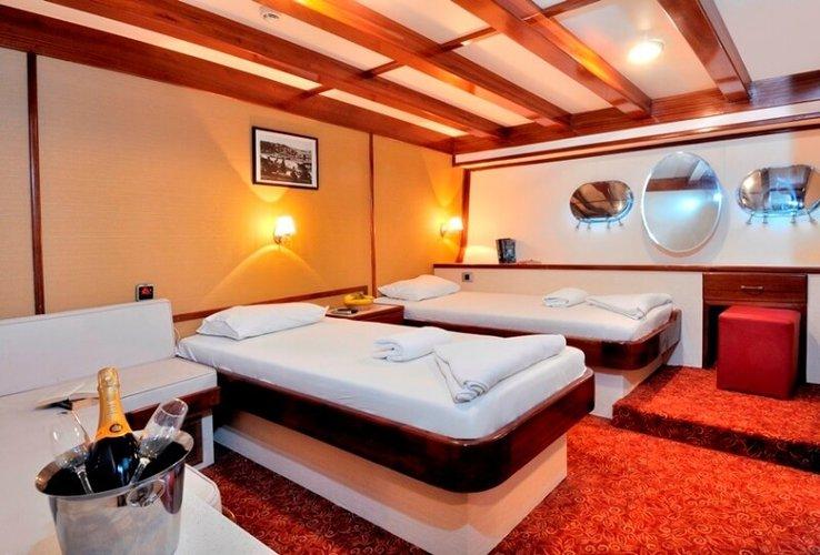 Boat rental in Bodrum,