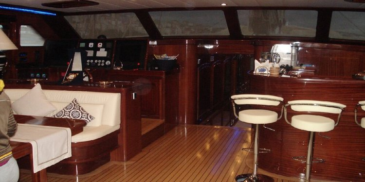 Boat for rent Custom 141.07 feet in Bodrum, Turkey