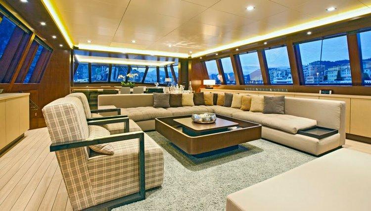 Boat for rent Custom 150.91 feet in Bodrum, Turkey