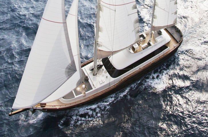 150.91 feet Custom in great shape