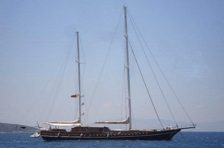 Boat for rent Custom 154.19 feet in Bodrum, Turkey