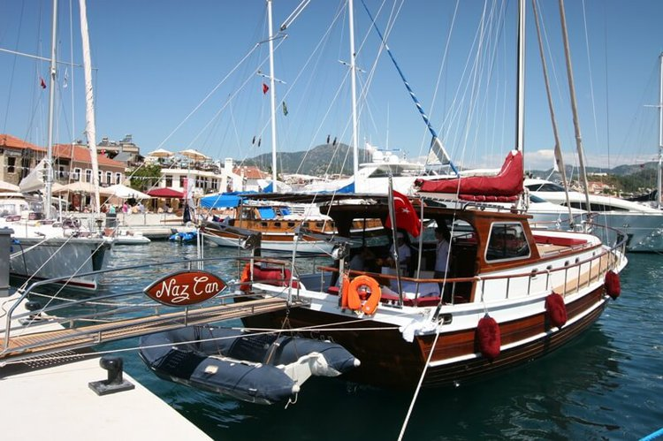 Boat for rent Custom 49.21 feet in Bodrum,