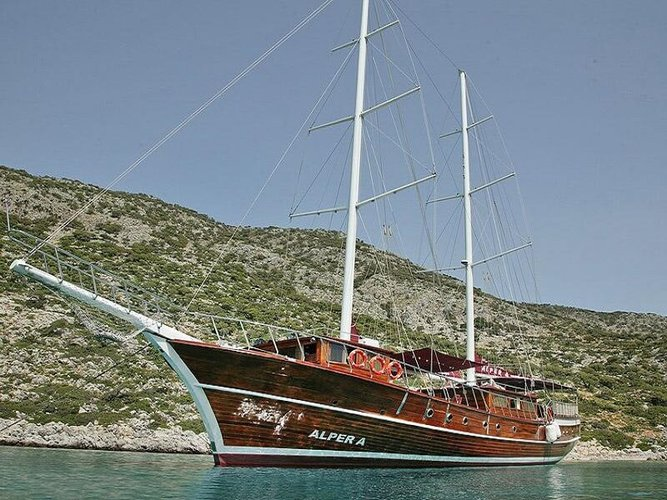 Custom's 52.49 feet in Marmaris