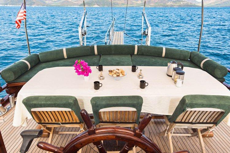 Custom's 59.05 feet in Marmaris