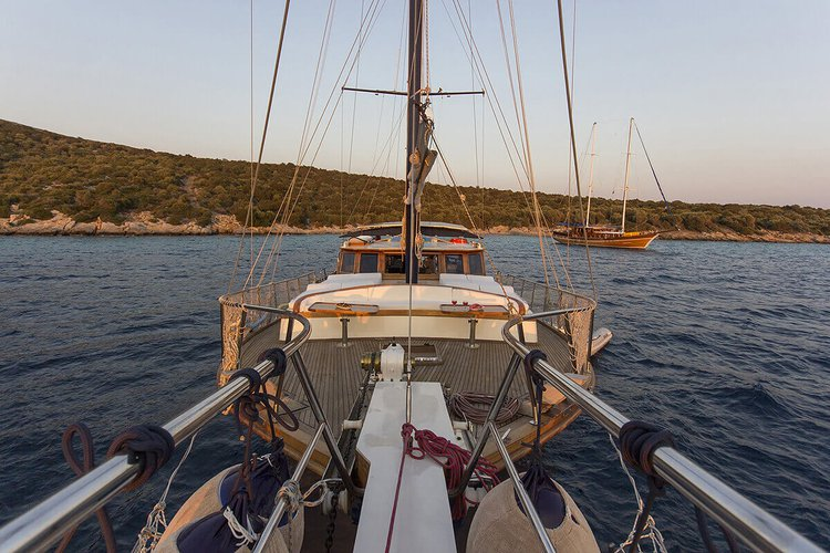 Boating is fun with a Classic in Bodrum