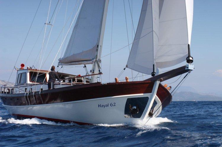 Boat for rent Custom 62.33 feet in Gocek,