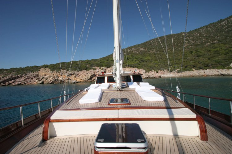 Custom's 62.33 feet in Gocek