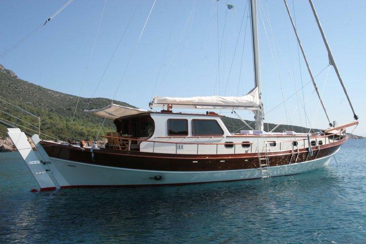 Boat rental in Gocek,