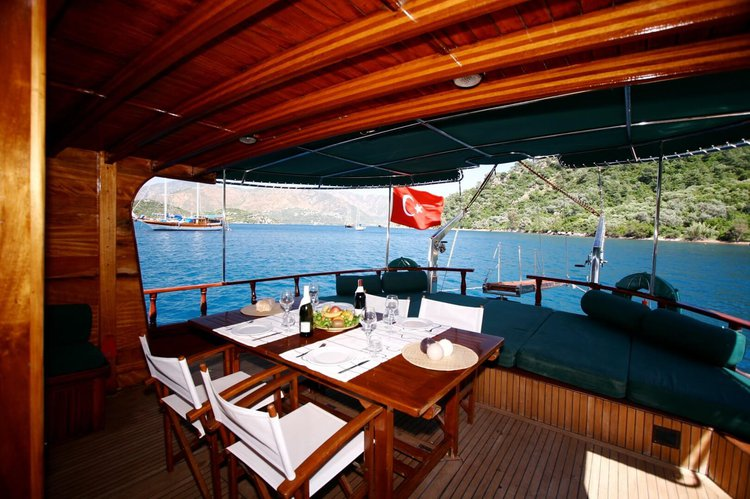 Custom's 62.34 feet in Marmaris