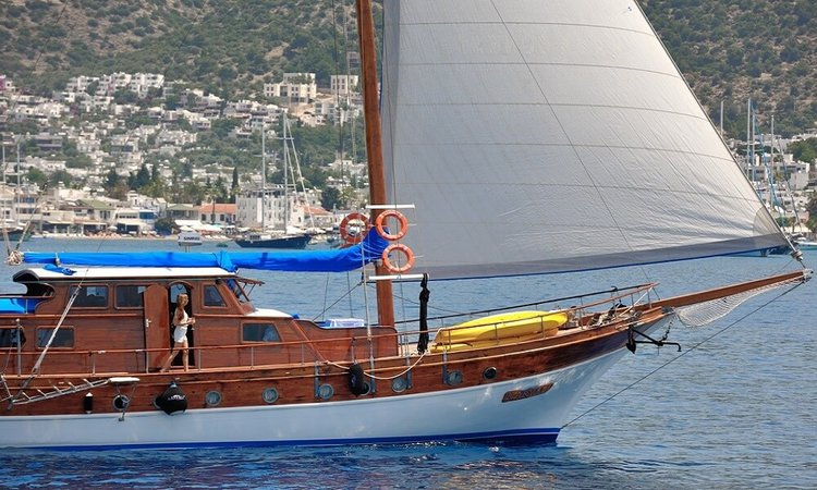 Boat for rent Custom 65.61 feet in Bodrum,