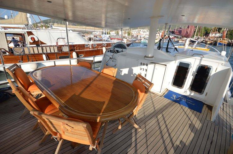 Boat for rent Custom 65.61 feet in Bodrum,