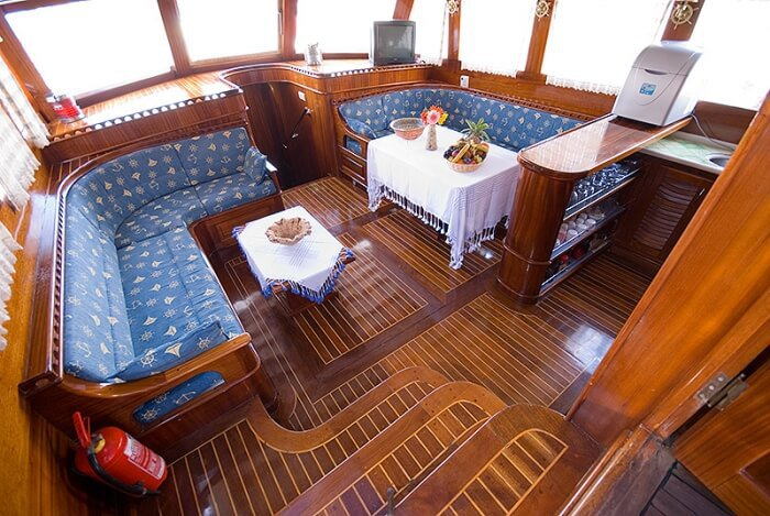 Boating is fun with a Classic in Fethiye