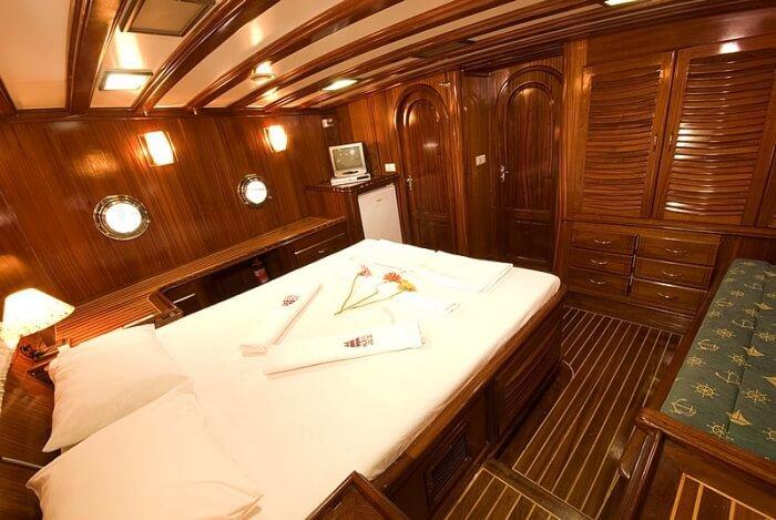 Discover Fethiye surroundings on this Custom Custom boat