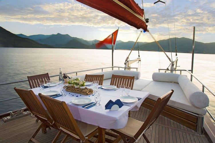 Boat rental in Marmaris,