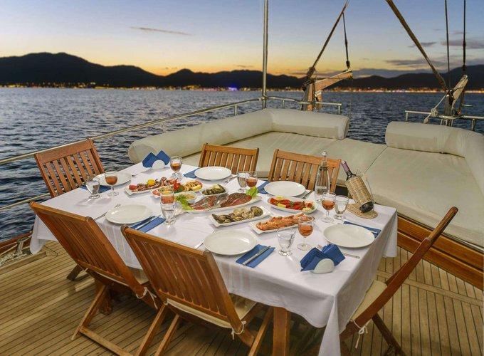Boat for rent Custom 72.17 feet in Marmaris, Turkey