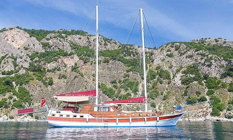 Custom's 72.17 feet in Marmaris