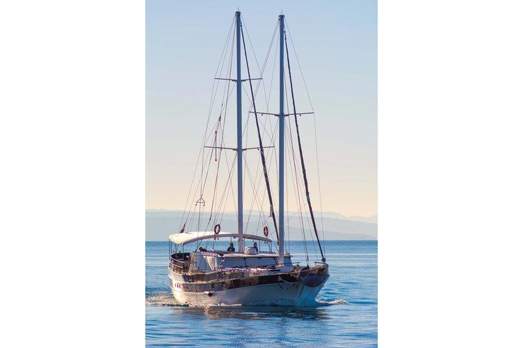 Boat for rent Custom 72.17 feet in Trogir,
