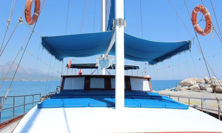 Boat for rent Custom 78.74 feet in Bodrum,