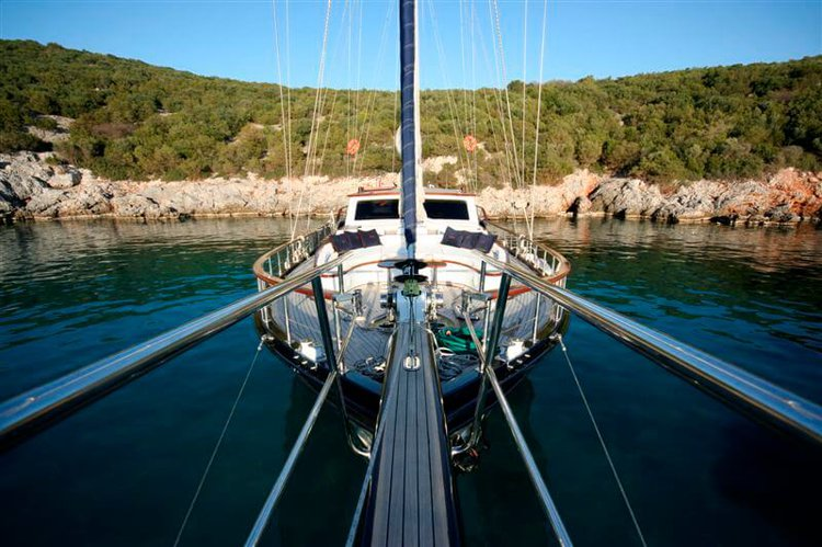 Boat for rent Custom 78.74 feet in Bodrum, Turkey
