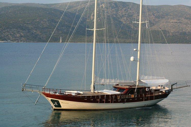 Custom's 78.74 feet in Bodrum