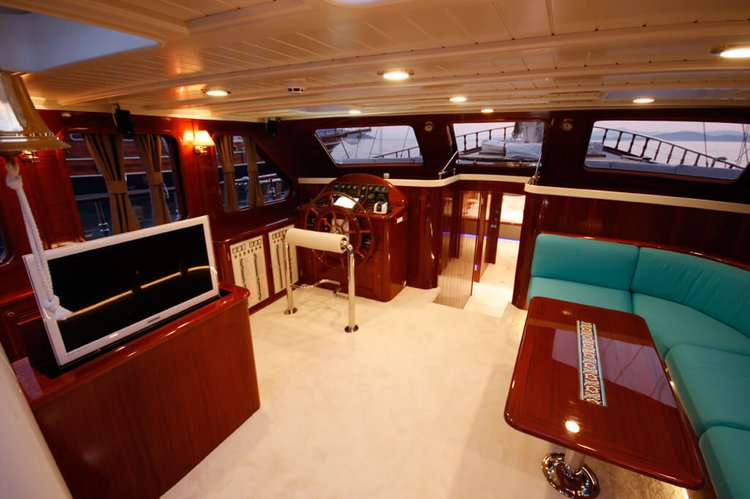 Boat for rent Custom 78.74 feet in Bodrum, Turkey