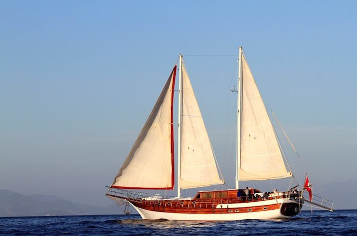 Set your dreams in motion in Marmaris, Turkey aboard 79' gulet