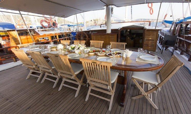 Boat for rent Custom 82.02 feet in Bodrum,