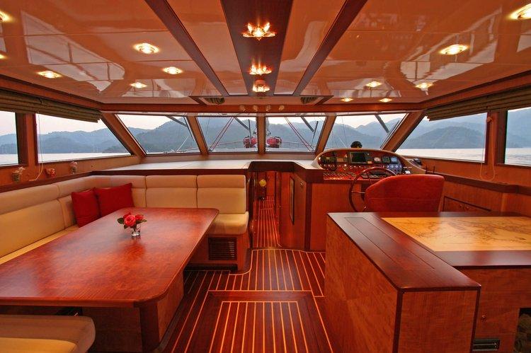 Boat for rent Custom 85.3 feet in Gocek,