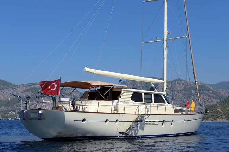 Boating is fun with a Classic in Gocek