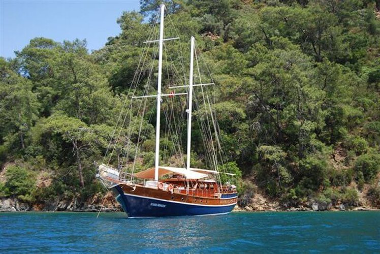 Boating is fun with a Classic in Gocek