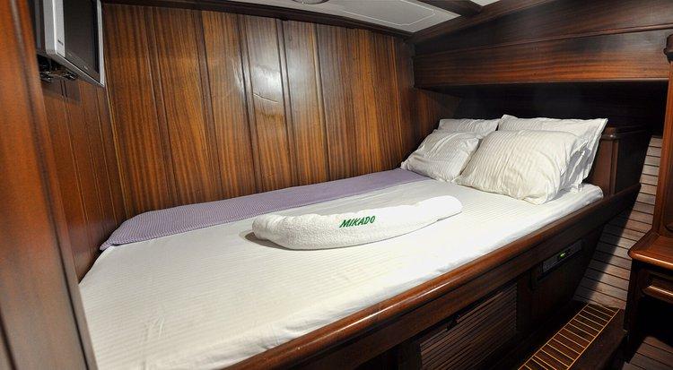 Custom's 85.3 feet in Marmaris