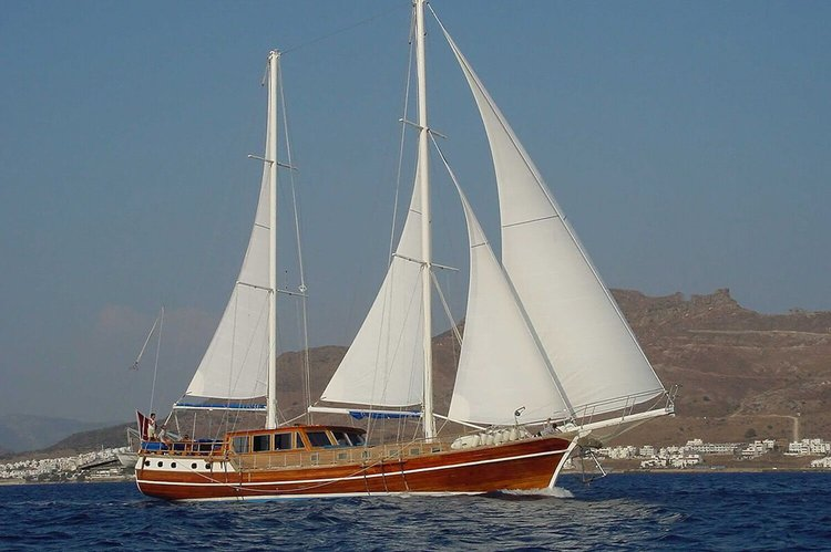 Have fun in Split, Croatia onboard 85' traditional sailing yacht