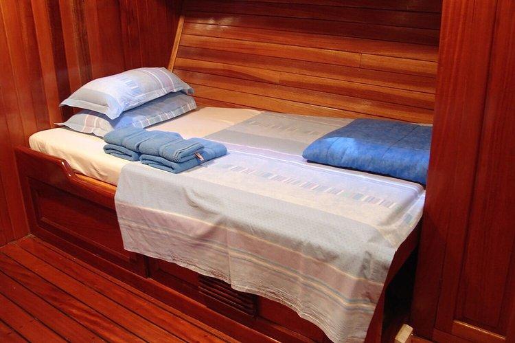 Classic boat rental in Split, Croatia