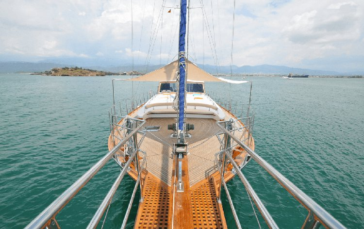 Custom's 88.58 feet in Marmaris