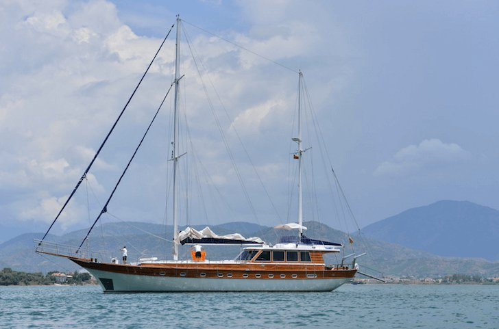 Boat rental in Marmaris,