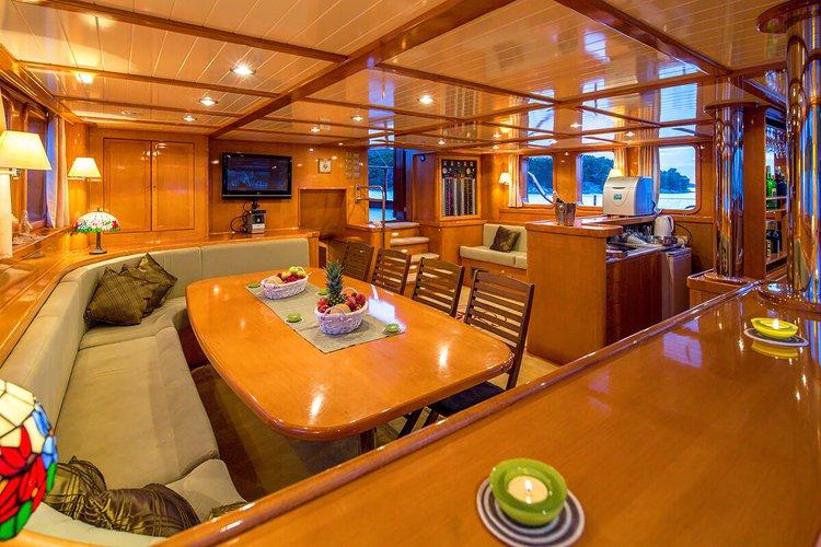 Boat for rent Custom 88.58 feet in Split,