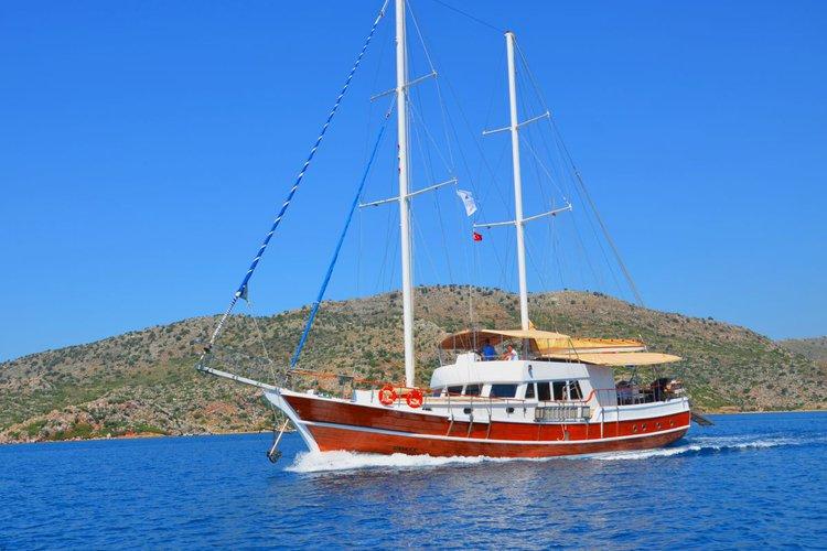 Classic boat rental in Dubrovnik,