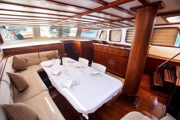 Boat for rent Custom 91.86 feet in Dubrovnik,