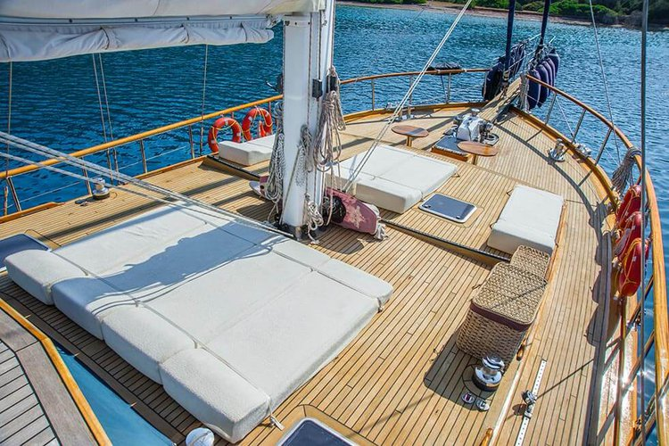 Custom's 91.86 feet in Marmaris